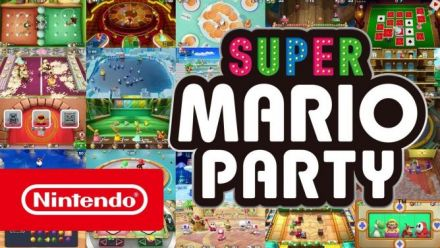 Super Mario Party - E3 2018 Trailer (NintendoSwitch)