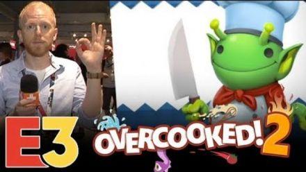 Vidéo : E3 2018 : On a joué à Overcooked 2 en multi sur Switch, nos impressions, et l'addition