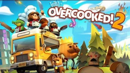 Vidéo : Overcooked 2 - Announcement Trailer (Steam, Nintendo Switch, PlayStation 4, Xbox One)