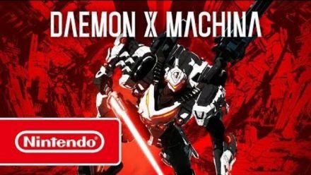 Vid�o : Daemon X Machina : trailer de lancement