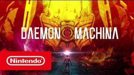 DAEMON X MACHINA - Retour de l'enquête sur la démo (Nintendo Switch)