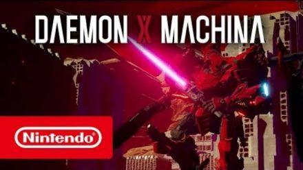 Daemon X Machina Trailer E3 2018