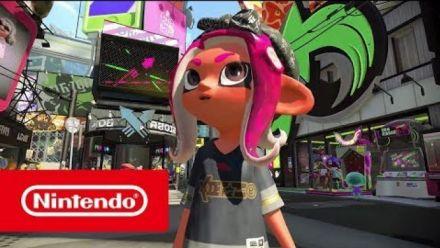 Vid�o : Splatoon 2: Octo Expansion - Bande-annonce de lancement (Nintendo Switch)