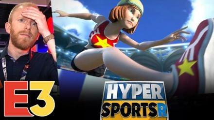 Vid�o : E3 2018 : Nos impressions de Hyper Sports R