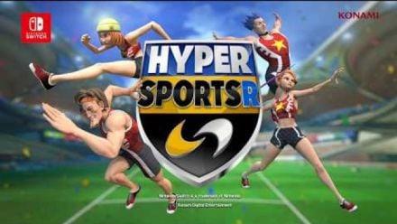 Vidéo : E3 2018 : Trailer d'annonce Hyper Sports R