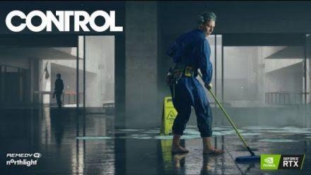 vidéo : Control Nvidia RTX Demo