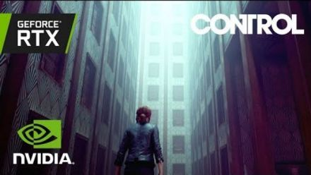 vid�o : Control | Official RTX Ray Tracing Launch Trailer