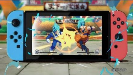 Dragon Ball FighterZ Switch : Publicité japonaise 1