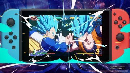 Dragon Ball FighterZ : Première bande-annonce japonaise