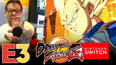 E3 2018 : On a joué à Dragon Ball FighterZ sur Switch, impressions en 30 fps