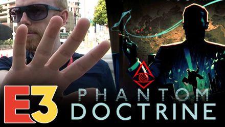E3 2018 : Nos impressions de Phantom Doctrine