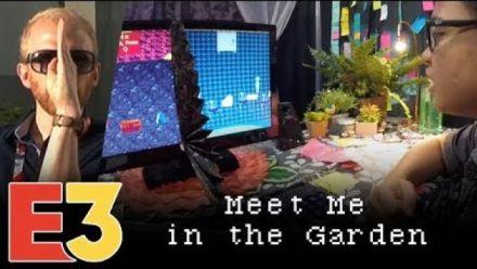 E3 2018 : On a joué à Meet Me in the Garden, l'OVNI indescriptible du salon