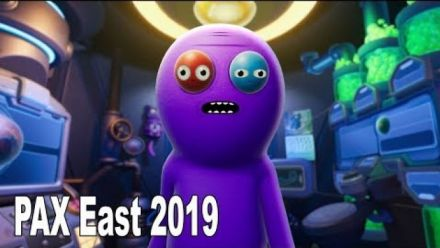 Vid�o : Trover Saves the Universe : Trailer PAX East 2019