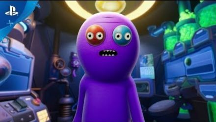 Trover Saves the Universe : Trailer de lancement