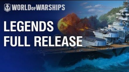 World of Warships Legends : trailer de lancement