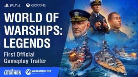 World of Warships: Legends First Closed Beta