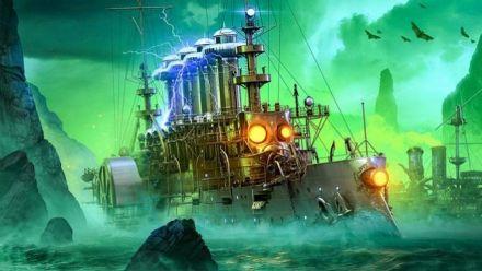 Vid�o : World of Warships Legends annonce la campagne de l'Atago dans la mise à jour d'octobre