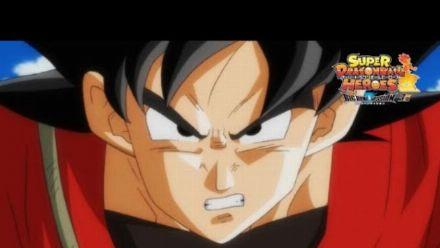 Vid�o : Super Dragon Ball Heroes : Publicité Big Bang Mission 3