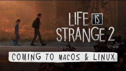Vidéo : Life is Strange 2 : Trailer d'arrivée sur Mac et Linux