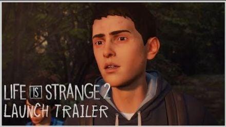 Vidéo : Life is Strange 2 Episode 1 trailer de lancement