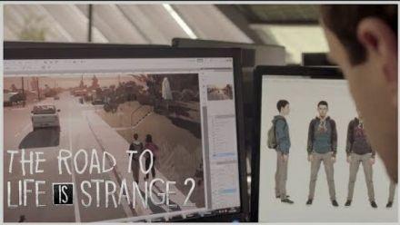 Vidéo : Life is Strange 2 : Documentaire Sur La Route de Life is Strange 2
