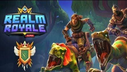 Vidéo : Realm Royale - Go Prehistoric with the Battle Pass!