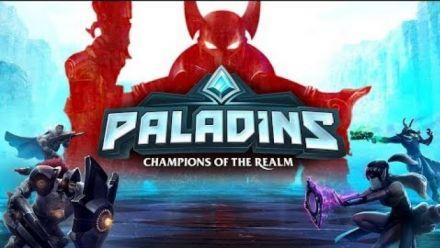 Vid�o : Realm Royale : Paladins - Trailer lancement officiel