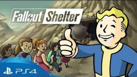 Vid�o : Fallout Shelter - Annonce PS4 E3 2018