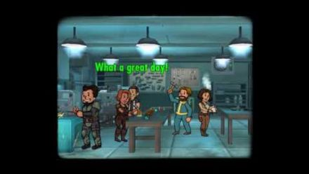 Vid�o : Fallout Shelter - Annonce Switch E3 2018