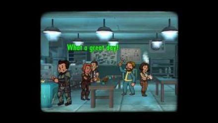 Vidéo : Fallout Shelter - Annonce Switch E3 2018