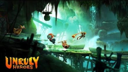 Vidéo : Unruly Heroes - New Gameplay Trailer 2018 [XboxOne   Nintendo Switch  PS4   PC]