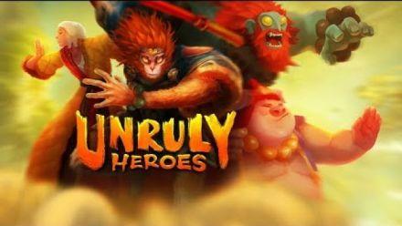 Vidéo : Unruly Heroes est disponible - Trailer de lancement
