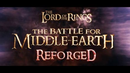 Vidéo : The Battle for Middle-Earth: Reforged Unreal Engine 4