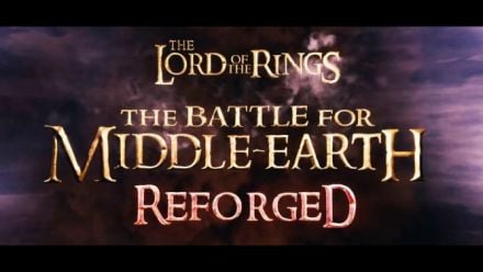Vid�o : The Battle for Middle-Earth: Reforged Unreal Engine 4