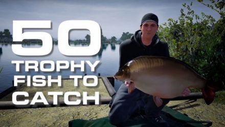 Vid�o : Fishing Sim World présente son extension du lac français Gigantica