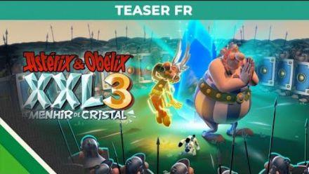 Vidéo : Astérix & Obélix XXL3 : teaser