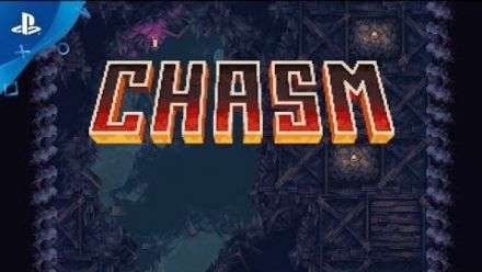 Vidéo : Chasm : Release date trailer PC PS4 PS Vita