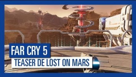Vidéo : Far Cry 5 : Lost on Mars Teaser