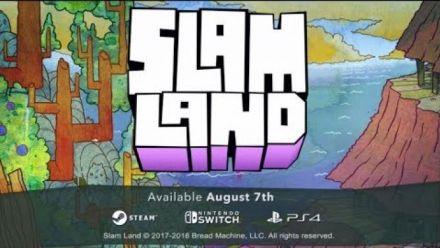 Vid�o : Slam Land : Trailer date de sortie
