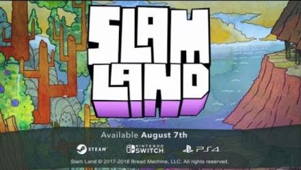 Vidéo : Slam Land : Trailer date de sortie