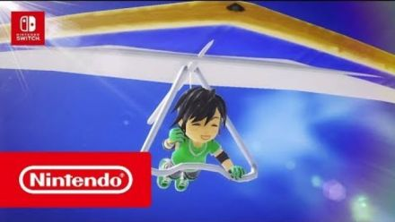 Vid�o : GO VACATION - Bande-annonce (Nintendo Switch)