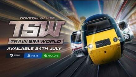 Vid�o : Train Sim World - PS4, Xbox One & PC (FR)
