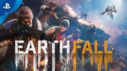 Vid�o : Earthfall : Trailer de lancement