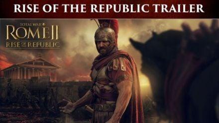 Vid�o : Total War: ROME 2 - Rise of the Republic