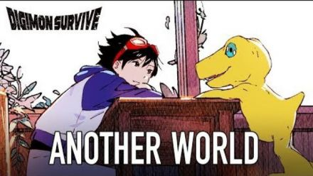 Vid�o : Digimon Survive : Trailer d'annonce Europe