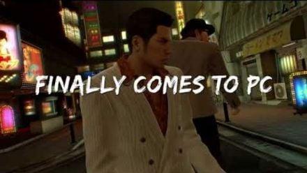 Vidéo : Yakuza 0 : Trailer de lancement PC