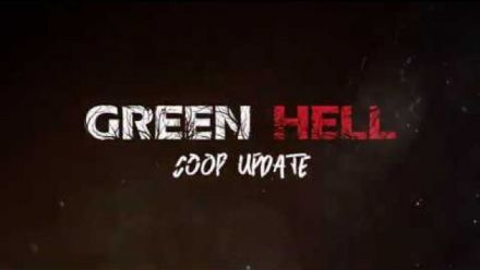 Vid�o : Green Hell Co-op Mode Trailer