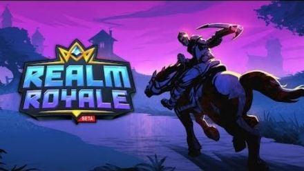 Vid�o : Realm Royale : Annonce de la Bêta fermée sur PS4 et Xbox One
