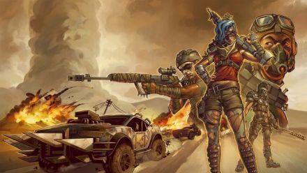 Vid�o : Fractured Lands : Un Battle Royale façon Mad Max