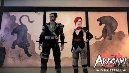Vidéo : Aragami Nightfall : Trailer officiel
